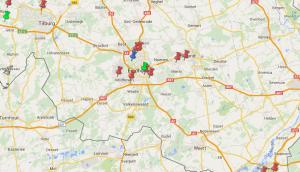 Datacenters Noord-Brabant Limburg