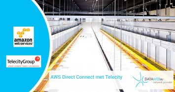 AWS Direct Connect met Telecity