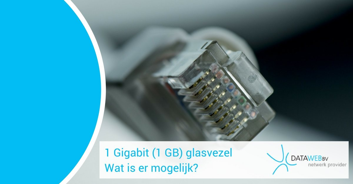 Gigabit glasvezel 1 gb internet 2