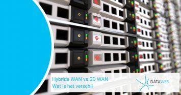 Hybride WAN vs SD WAN