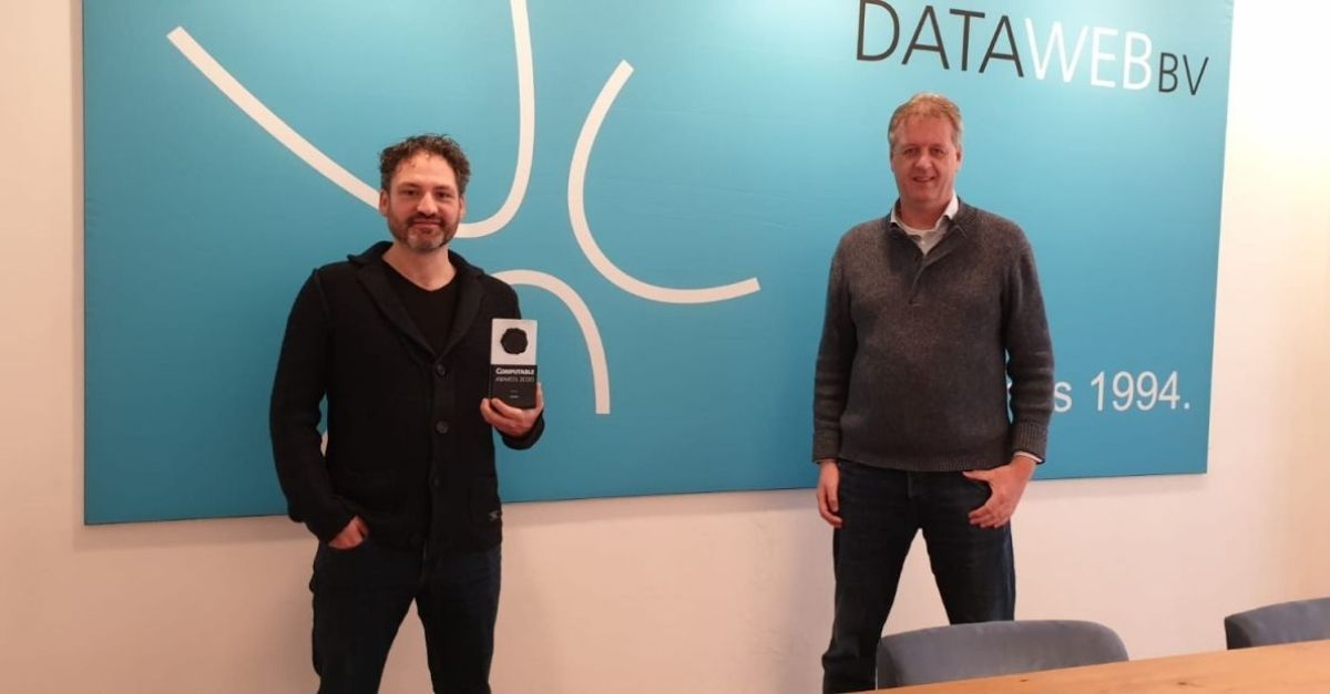 DataWeb wint Computable Awards 2020 - Categorie Services